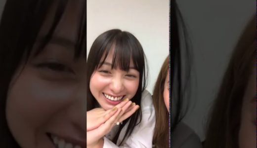 【橋本環奈】インスタライブ 2019 07 16