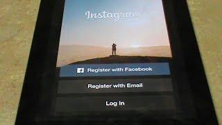 インスタグラム Instagram (モバイル版)の使い方!