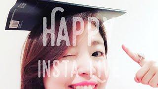 【happyちゃん】カノンさん いまここ♥ インスタライブ 【ハッピーちゃん】20181122