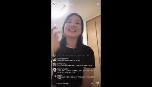インスタライブ 動画