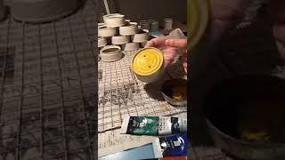 【インスタライブ】ダイソーのアクリル絵の具でリメ缶作ってみる!1 2018.07.13