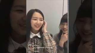 東京女子流 山邊未夢のインスタライブより「初恋」MV制作秘話