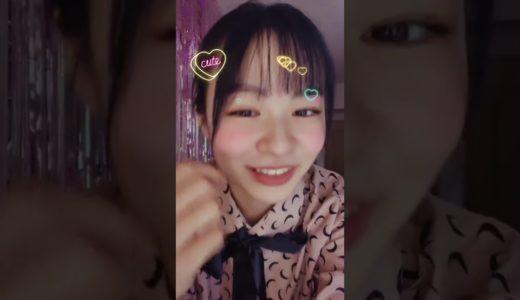 10/13 リコリコ(莉子) インスタライブ 2019