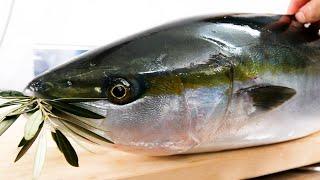 葉っぱを食べて育った魚の味が、想像の扉開けてオリーブオイルだった件
