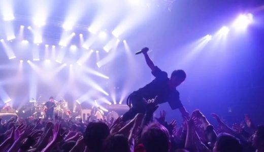 驚愕!!【UVERworld】ライブハウス最後尾への旅 TAKUYA∞ インスタグラム Instagram