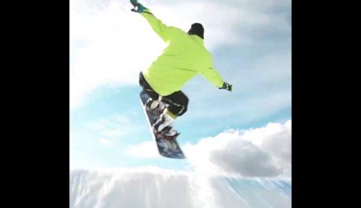 【stayhome】スノーボードインスタグラム動画 Instagram clip snowboarding 【ASMR】