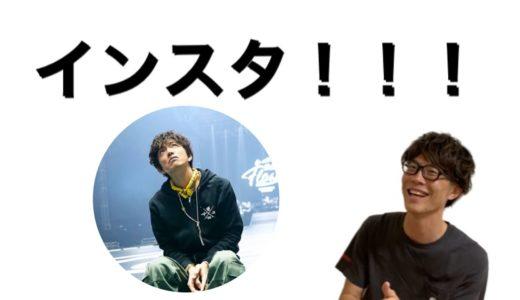 木村拓哉のインスタグラムが1日でフォロワー数100万人突破!BGジャンパーが1枚目!